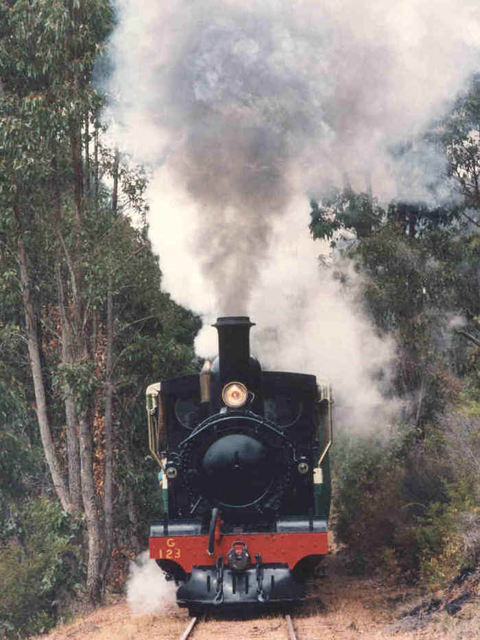 G 123 storms the grade back to Dwellingup